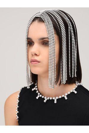 AREA Crystal Bob Hair Piece