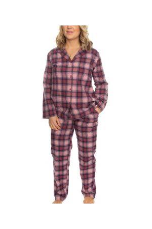 Missya Dame Pyjamaser - Check Flannel Pyjama