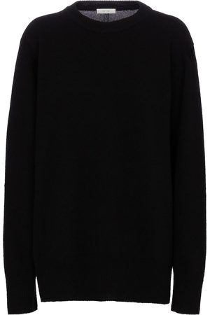 The Row Dame Strikkegensere - Sibem wool and cashmere sweater