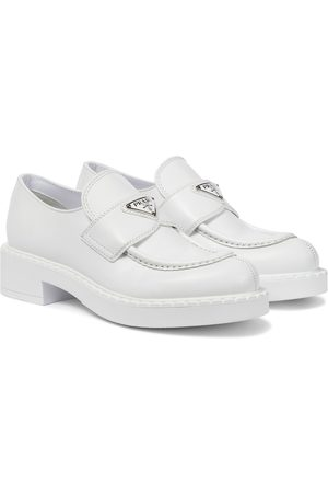 Prada Dame Loafers - Leather loafers