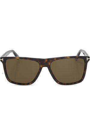 Tom Ford Herre Solbriller - Sunglasses with logo