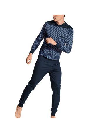 Calida Herre Pyjamaser - Yellowbration Pyjama With Cuff Men