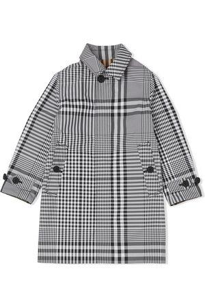 Burberry Reversible car coat