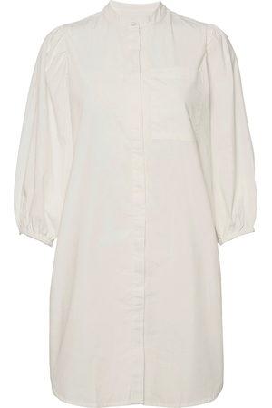 Minus Milta Shirt Dress Knelang Kjole