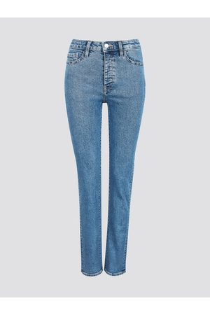 Cubus Dame Straight - Straight Selma jeans