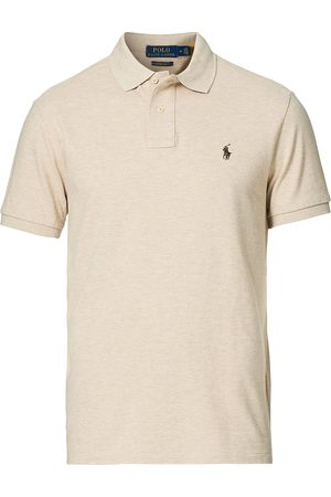 Polo Ralph Lauren Custom Slim Fit Polo Epedition Dune Heather