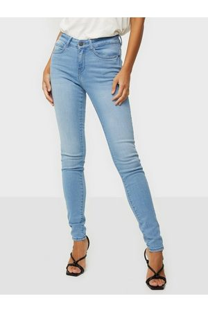 Noisy May Dame Skinny - Nmlucy Nw Skinny Jeans Lb Bg Noos
