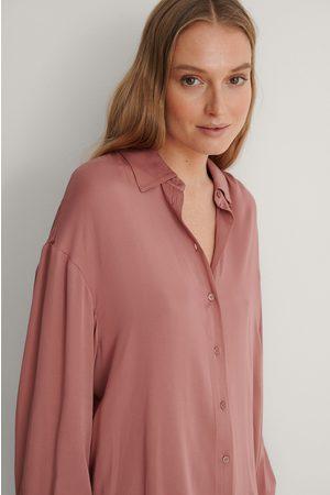 NA-KD Dame Bluser - Skjorte