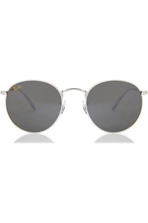 Ray-Ban Solbriller RB3447 Round Metal 9198B1