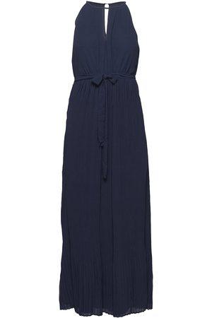 Vila Vikatelyn Halterneck Dress/Dc/Su Dresses Evening Dresses Grønn