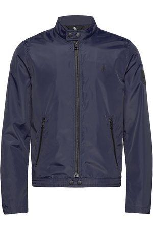 Calvin Klein Nylon Biker Jacket Tynn Jakke