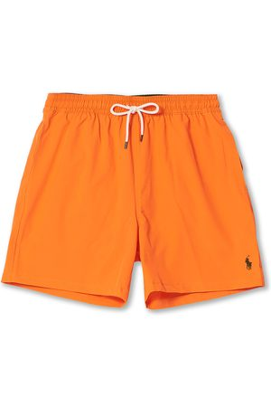 Polo Ralph Lauren Recycled Traveler Boxer Swimshorts Sailing Orange