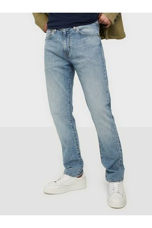 Levi's Herre Tapered - 502 Taper Now and Never Jeans Indigo