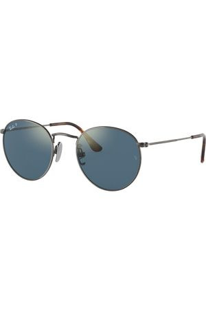 Ray-Ban Solbriller RB8247 Round Polarized 9208T0