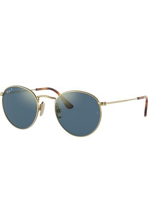Ray-Ban Solbriller RB8247 Round Polarized 9217T0