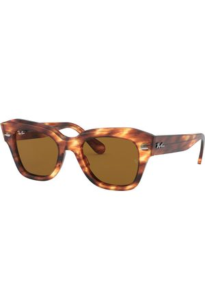 Ray-Ban Solbriller RB2186 State Street 954/33