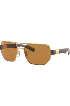 Ray-Ban Solbriller RB3672 Polarized 001/83