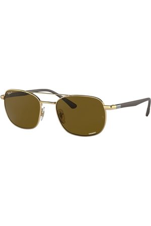 Ray-Ban Herre Solbriller - Solbriller RB3670CH Polarized 001/AN
