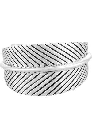 PapayaOslo Ringer - Silver Leaf Ring
