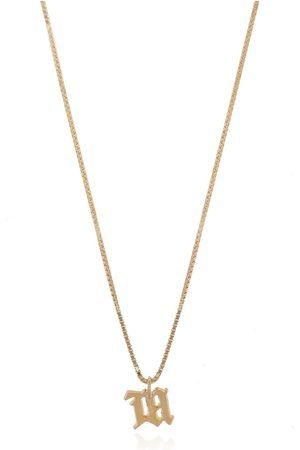 Misbhv Dame Halskjeder - Necklace with logo charm
