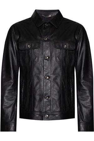 Dolce & Gabbana Skjorte i skinn