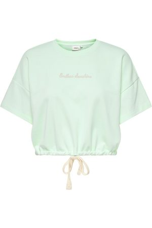 Only Dame Kortermede - Lissi Life Ss Top T-Shirt