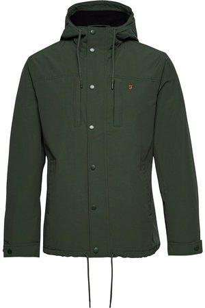 Farah Maguire Fleece Lined Hooded Jacket Tynn Jakke