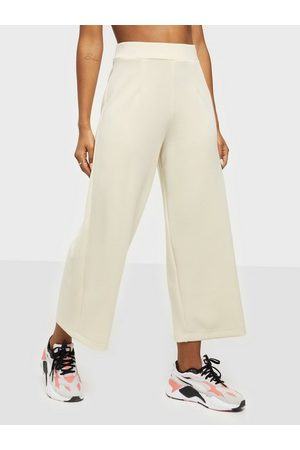 Selected Slftenny Mw Cropped Wide Pant B