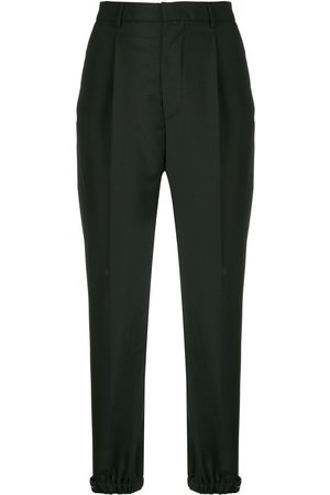 Prada Dame Chinos - High waist tapered trousers
