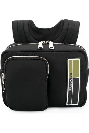 Prada Herre Ryggsekker - Small zipped backpack