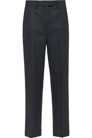 Prada Prince of wales checked trousers