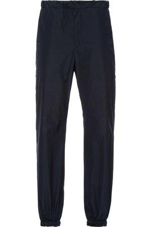 Prada Technical poplin jogging pants