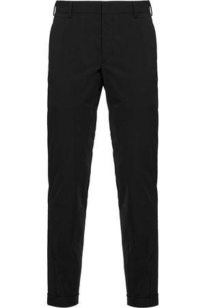 Prada Herre Smale bukser - Slim-fit twill trousers