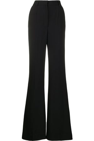 Prada Dame Slengbukser - High-waist flared trousers