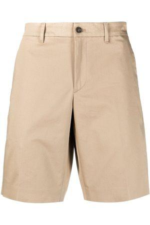 Prada Herre Bermudashorts - Stretch gabardine bermuda shorts