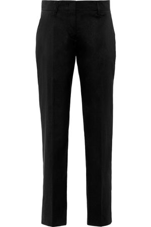 Prada Dame Chinos - Cropped tapered trousers