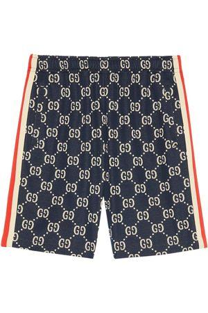 Gucci Herre Bermudashorts - GG jacquard shorts