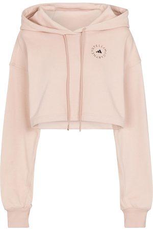 adidas Dame Hettegensere - Futureplayground cotton jersey hoodie