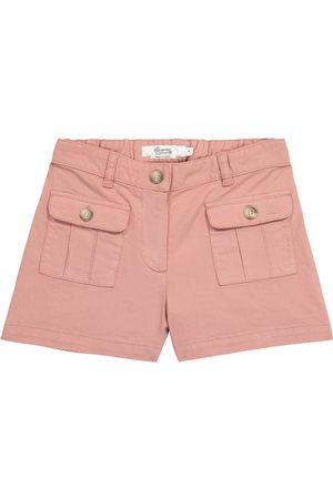 BONPOINT Jente Shorts - Saona stretch-cotton shorts