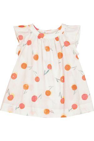 BONPOINT Jente Mønstrede kjoler - Baby Lelia printed cotton dress