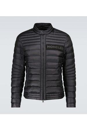 Moncler Conques padded biker jacket