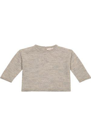 Caramel Strikkegensere - Baby Cuttlefish wool-blend sweater