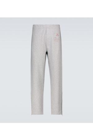 Maison Margiela Cotton sweatpants