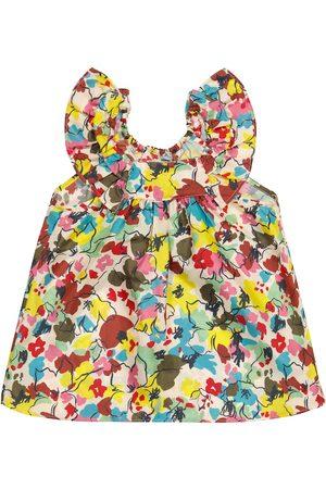 Caramel Kjoler - Baby Mulloway floral silk dress