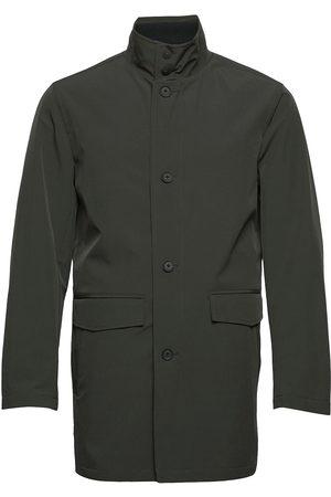 Oscar Jacobson Herre Vinterkåper - Dorrance Coat Tynn Kåpe Grønn