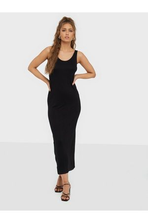 Pieces Dame Maxikjoler - Pckalli Maxi Tank Dress Noos