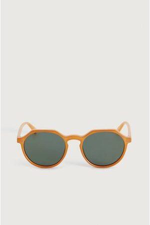 Le Specs Solbriller Speed Of Night Orange