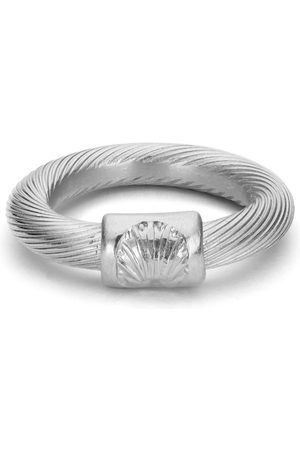 Jane Kønig Dame Ringer - Big Salon Ring, sølv