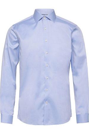 Lindbergh Plain Fine Twill Shirt, Wf Ls Skjorte Business