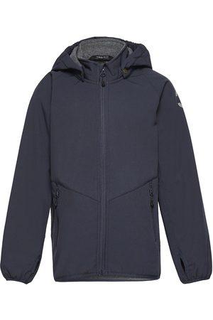 Mikk-Line Softshell Boys Jacket Outerwear Softshells Softshell Jackets